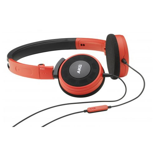 AKG On-Ear Headphone Y30 - Red