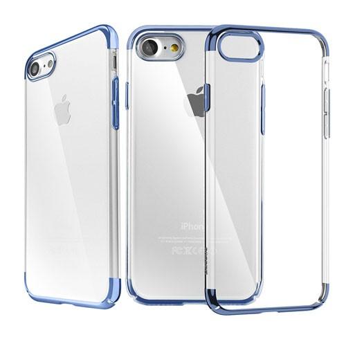 Baseus Glitter Case (PC) for iPhone 7 - Dark Blue