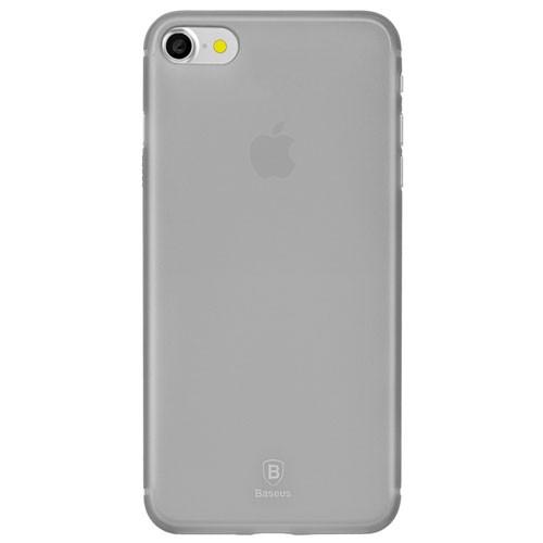 Baseus Slim Case for iPhone 7 - Transparent Black