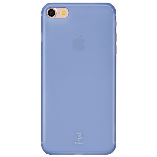 Baseus Slim Case for iPhone 7 - Transparent Blue