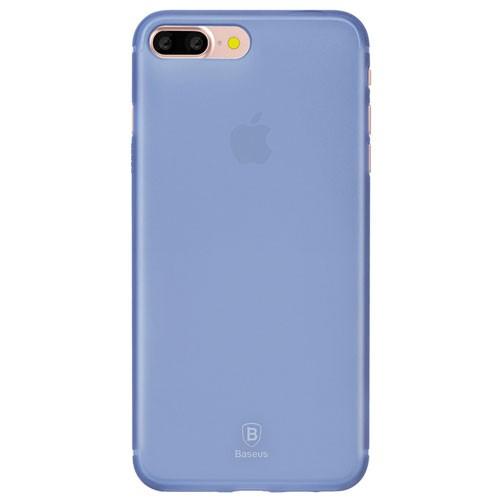 Baseus Slim Case for iPhone 7 Plus - Transparent Blue