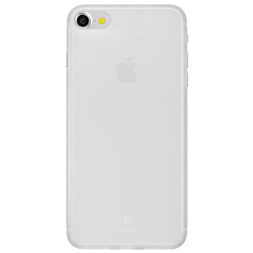 Baseus Slim Case for iPhone 7 - Transparent White
