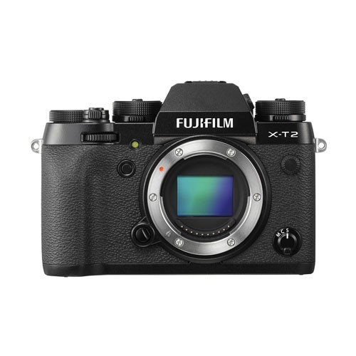 Fujifilm Mirrorless Digital Camera Body Only X-T2