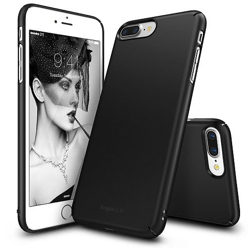 Rearth Ringke Slim for iPhone 8 Plus / iPhone 7 Plus - SF Black