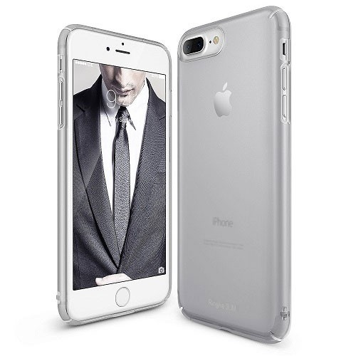 Rearth Ringke Slim for iPhone 8 Plus / iPhone 7 Plus - Frost Gray