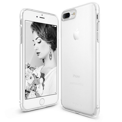 Rearth Ringke Slim for iPhone 8 Plus / iPhone 7 Plus - Frost White