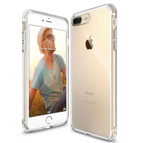 Rearth Ringke Air for iPhone 8 Plus / iPhone 7 Plus - Crystal View
