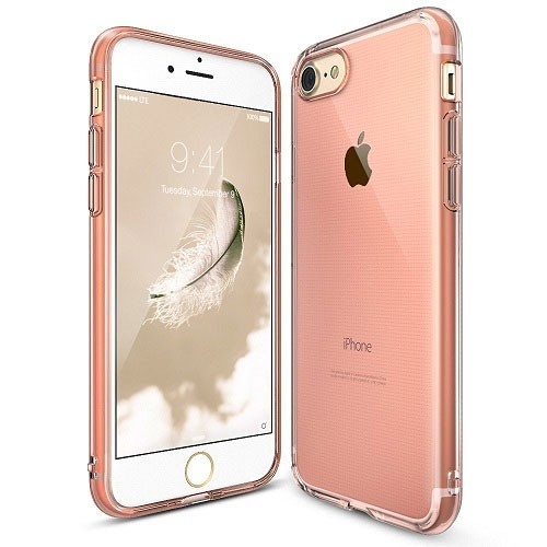 Rearth Ringke Air for iPhone 8 / iPhone 7 - Rose Gold