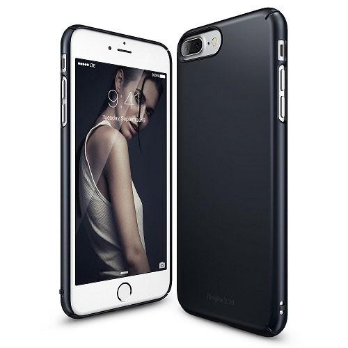 Rearth Ringke Slim for iPhone 8 Plus / iPhone 7 Plus - Slate Metal