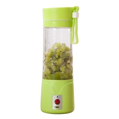 Portable Juicer Blender (Tanpa Listrik) - Green