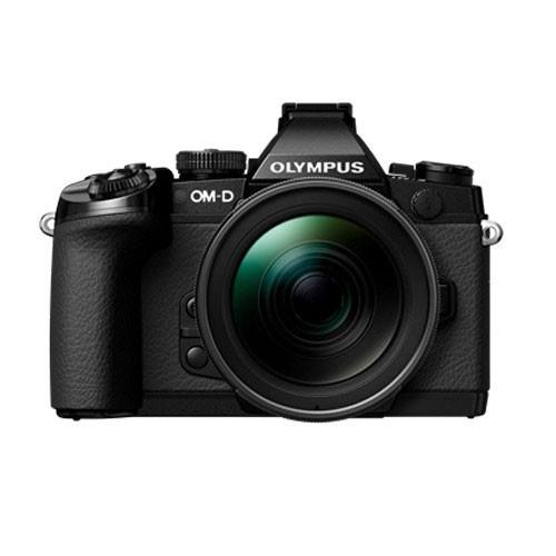 Olympus Camera E-M1 1240 K(G) (OM-D) - Black