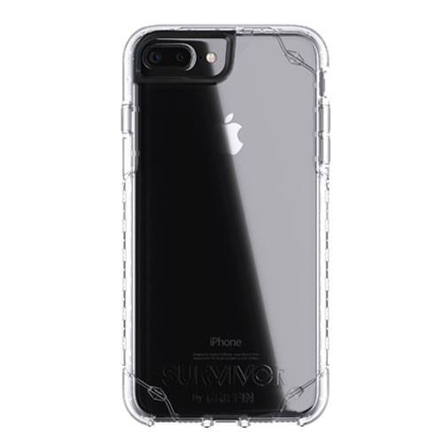 Griffin Survivor Journey Mobile for iPhone 7 Plus GB42880 - Clear