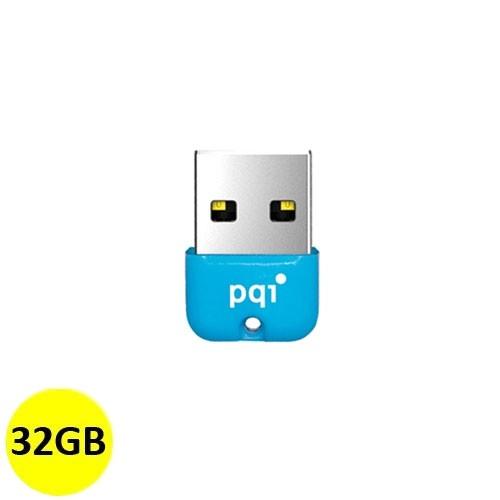 PQI Flash Drive USB 2.0 U602L 32GB - Blue