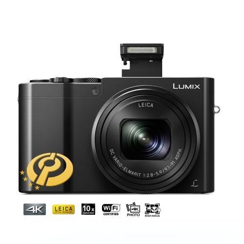 Panasonic Lumix Digital Camera DMC-TZ110 - Black