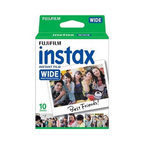 Fujifilm Instax Paper Wide Single Pack (Isi : 10 pcs)