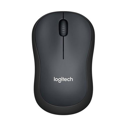 Logitech Silent Wireless Mouse M221 - Charcoal Black