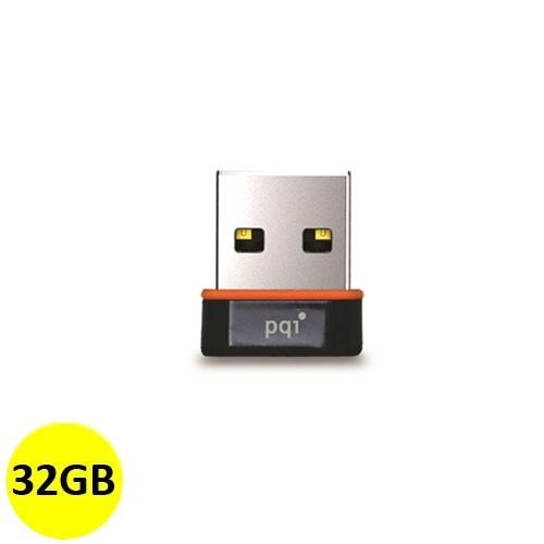 PQI Flash Drive USB 2.0 U601L 32GB - Black