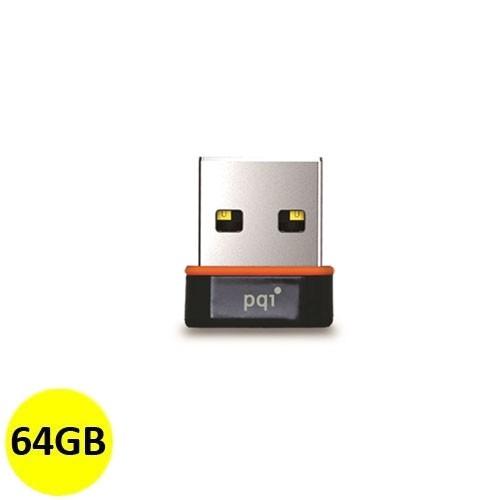 PQI Flash Drive USB 2.0 U601L 64GB - Black