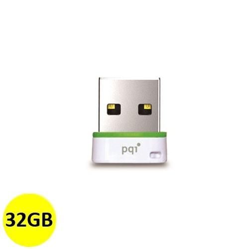PQI Flash Drive USB 2.0 U601L 32GB - White