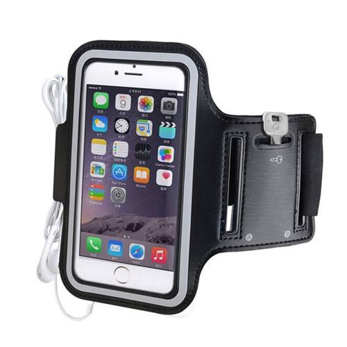 Avantree Sport Armband for iPhone 6 Shield - Black