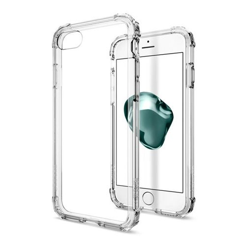 Spigen Crystal Shell for iPhone 8 / iPhone 7 - Clear Crystal