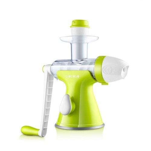 Giocoso Super Magic Hand Juicer and Ice Cream Maker