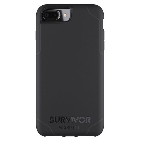 Griffin Survivor Journey Mobile for iPhone 7 Plus GB42815 - Black/Deep Grey