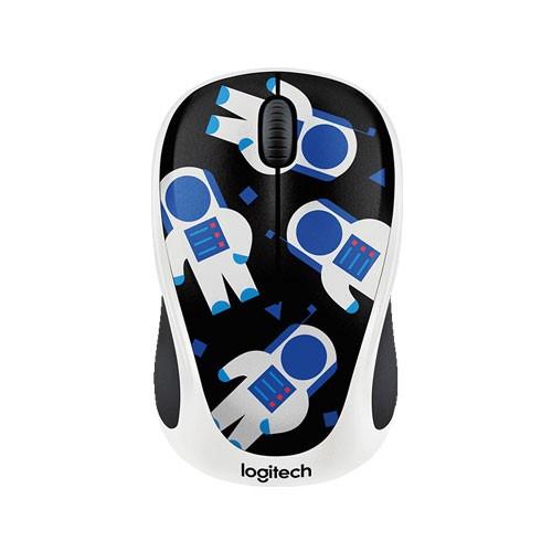 Logitech Mouse Wireless M238 - Spaceman