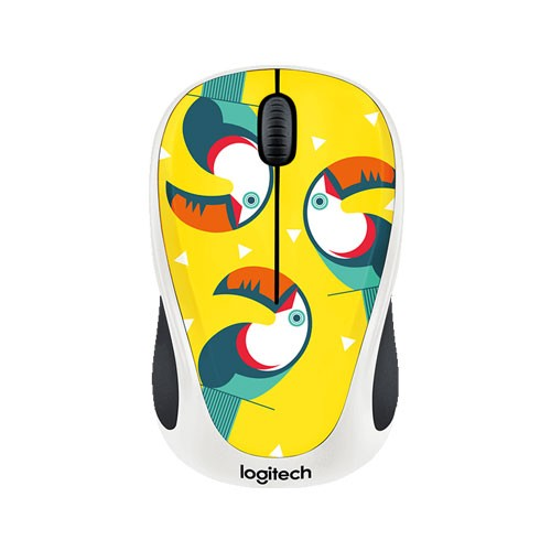 Logitech Mouse Wireless M238 - Toucan