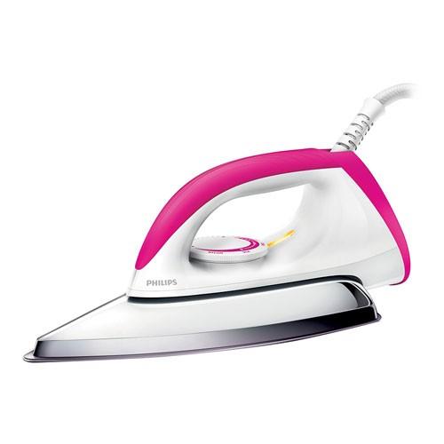 Philips Setrika 300W HD 1173/40 - Pink White