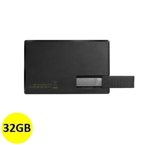 PQI Card Drive USB 2.0 i512 32GB - Black