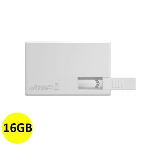 PQI Card Drive USB 2.0 i512 16GB - White