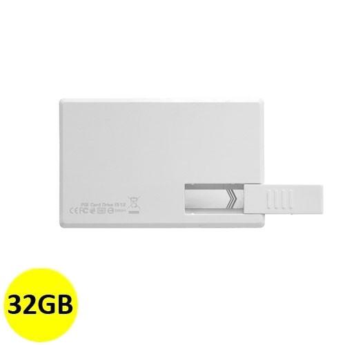 PQI Card Drive USB 2.0 i512 32GB - White