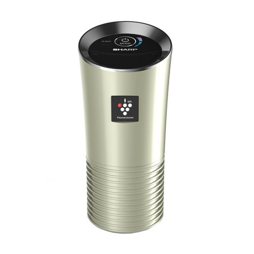 Sharp Air Purifier New High Density for Car IG-GC2Y - Gold
