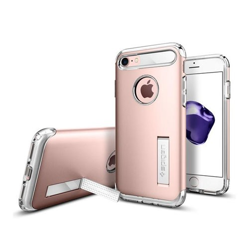 Spigen Slim Armor for iPhone 8 / iPhone 7 - Rose Gold