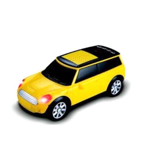 Speaker Bluetooth Mobil - A9BT - Yellow