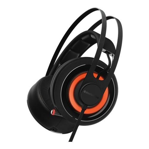 SteelSeries Gaming Headset Siberia 650 - Black