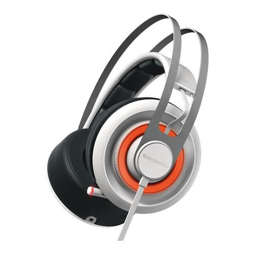SteelSeries Gaming Headset Siberia 650 - White