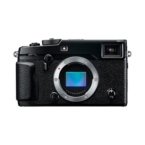 Fujifilm Mirrorless Digital Camera X-PRO2 Body Only - Black