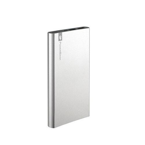 GP Batteries Powerbank F Series 10.000 mAh - Silver