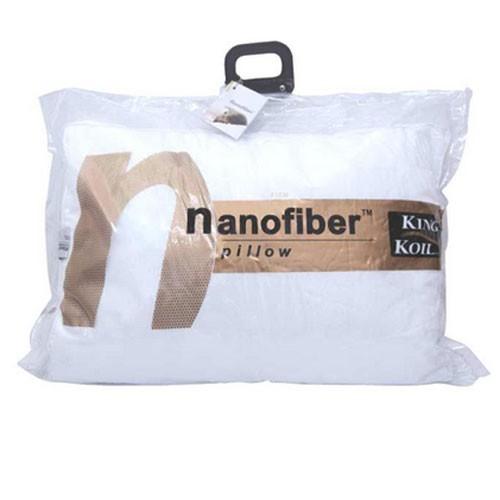 King Koil - Nano Fiber Pillow Firm (51X76) - White
