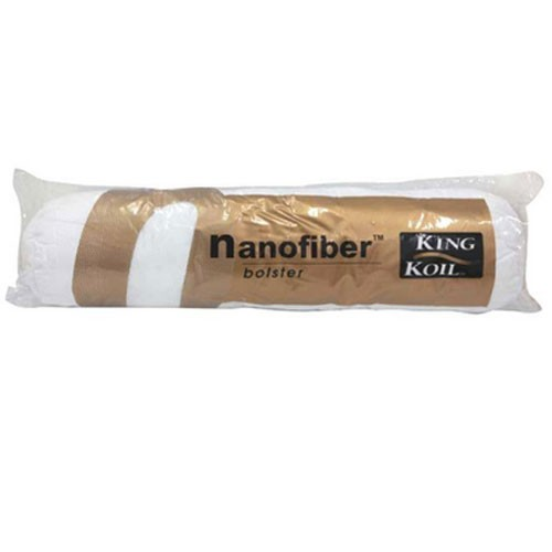 King Koil - Nano Fiber Bolster Firm (37x107) - White