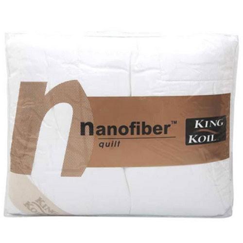 King Koil - Nano Fiber Quilt (270x213) - White