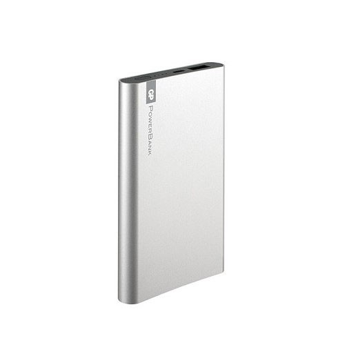 GP Batteries Powerbank F Series 5000mAh - Silver