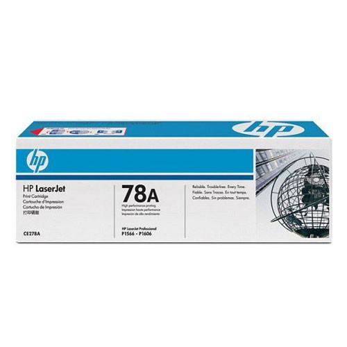HP LaserJet Pro Print CE278A - Black