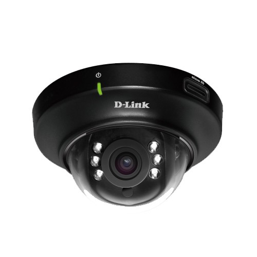 D-Link HD Wireless Mini Dome Cloud Camera - DCS-6004L