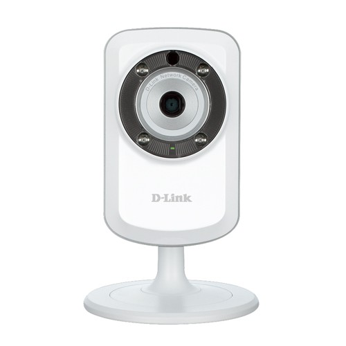 D-Link The Day & Night Wi-Fi Camera - DCS-933L