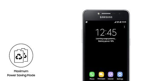 Samsung Galaxy J2 Prime - Black