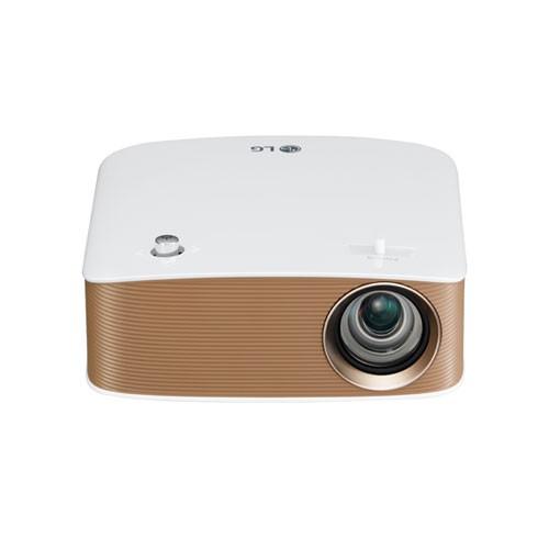 LG Mini Projector PH150 - White