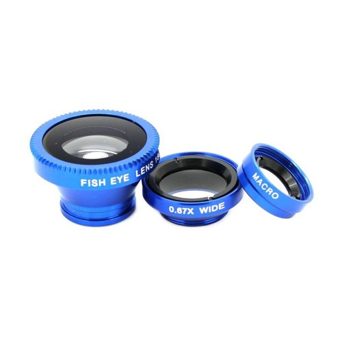 Prolink Clip Lens 3 in 1 PCL3000 - Blue